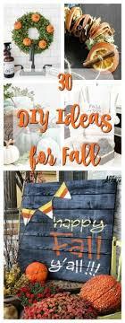 60 cheap diy fall autumn decor ideas prudent pincher