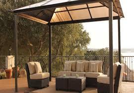 southern patio gazebo pergola wonderful creamy vinyl canopy gazebo with domed top and