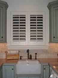 kitchen window shutters interior indoor kitchen window shutters kitchen design ideas