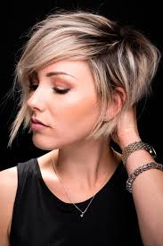 best 25 short asymmetrical hairstyles ideas on pinterest long