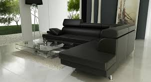 canapé simili cuir conforama merveilleux housse canape angle conforama 8 canap233 angle noir