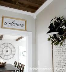 3rd i home decor simple farmhouse home decor christinas adventures