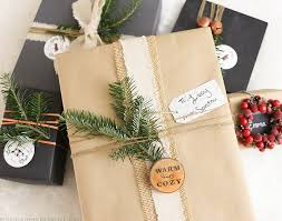 rustic christmas wrapping paper rustic christmas gift wrapping ideas mountain modern