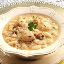 grenouille cuisine recette cassoulet de la mer