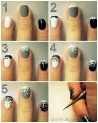 easy and wonderful nail art tutorials