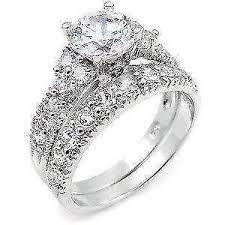 Sterling Silver Wedding Rings by Sterling Silver Rings Ebay