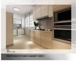 Hdb Kitchen Design Kitchen Design For Blk 648 Jalan Tenaga