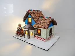 howtocookthat cakes dessert u0026 chocolate gingerbread house