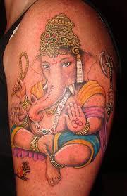38 best feminine ganesh tattoo designs images on pinterest