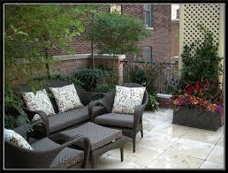 Beautiful Patio Gardens Small Patio Garden Design Gkdes Com