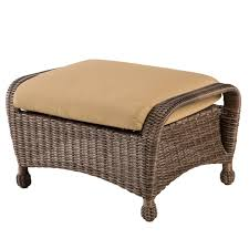 patio furniture with ottomans beautiful patio chair with hidden ottoman 35 photos