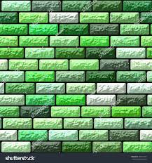 wall theme seamless pattern theme brick walls stock illustration 246974167