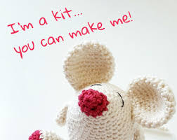 knitting kits etsy uk