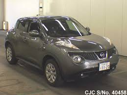 nissan juke used cars for sale 2012 nissan juke gray for sale stock no 40458 japanese used
