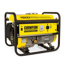 Read Write Think Generator Champion Power Equipment 1 200 Watt 1 500 Watt Recoil Start