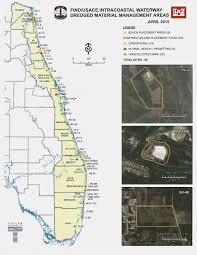 Boynton Beach Florida Map by Florida Inland Navigation District Find Map Showing Status Of