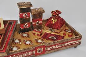 wedding platter magnificence offering wedding packing services in delhi india