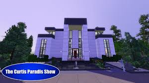 the sims 3 remodeling the modern house youtube