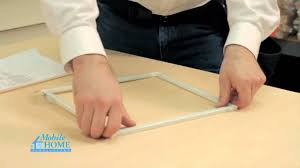 Mobile Window Screen Repair How To Make A Window Screen Youtube
