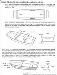 dixi dinghy stitch u0026 glue plywood boat plans for amateur