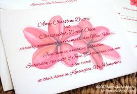 hawaiian themed wedding invitations 28 hawaiian theme wedding invitations printable wedding