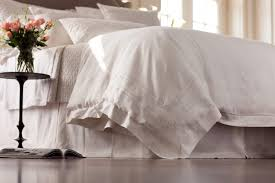 lili alessandra casablanca white linen with white linen applique