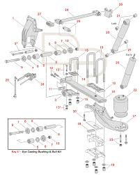 kenworth parts spring u0026 suspension schemes standard spring
