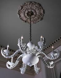 themed chandelier coastal house octopus chandelier by adam wallacavage home