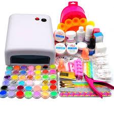 popular acrylic gel kit buy cheap acrylic gel kit lots from china