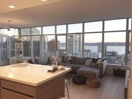 Insignia Seattle Floor Plans by Belltown Condo Views Amenities 2 Parking Spots Den Apply Cozy