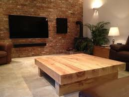 Plans For Building A Wooden Coffee Table by Best 25 Oak Coffee Table Ideas On Pinterest Solid Wood Coffee