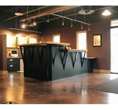 Custom Made Reception Desk Handmade Lobby Reception Desk By Cenyx Corporation Custommade Com
