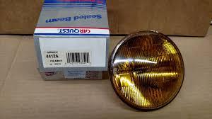 Wagner Lighting Wagner Lighting 4412a Head Lamp Beam Ebay