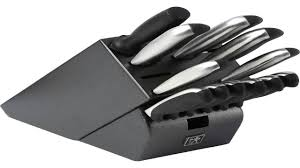 Henckels Kitchen Knives J A Henckels International Everedge 13 Piece Knife Set With Bonus