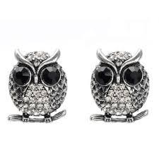 owl earring shop amrita singh jewelry