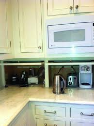 kitchen appliance storage cabinet kitchen appliance storage solutions page 1 line 17qq