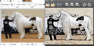 free photo to sketch converter with 18 different effects