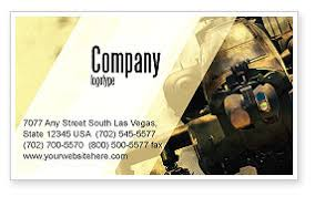 Free Military Business Cards New Military Helicopter Designs