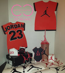 michael baby shower decorations jumpman inspired party package creative collection by shon