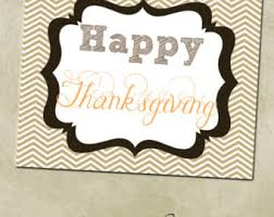 happy thanksgiving etsy