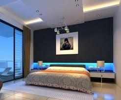 Bedroom Led Lights by Blue Led Lights For Bedroom Within Incredible Bed Furniture With