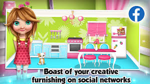 my doll house decoration games android apps on google play