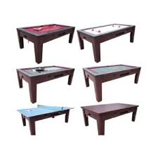 Game Tables Furniture 6 In 1 Multi Game Table Wayfair