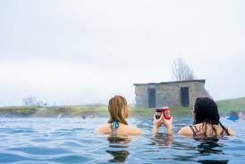 secret lagoon and northern lights tour golden circle and secret lagoon day tour in iceland