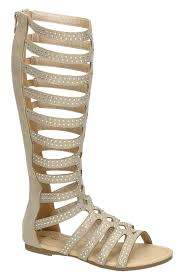footwear admirable knee high gladiator sandals for women