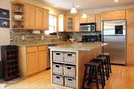 how to do kitchen backsplash tile shop tuesday my kitchen backsplash reveal all things g d