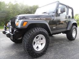 2004 jeep wrangler manual 2004 jeep wrangler rubicon 4 0l 6cyl 5 speed manual 44 axles
