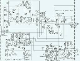 jbl subwoofer circuit and wiring diagram wiringdiagram net sub