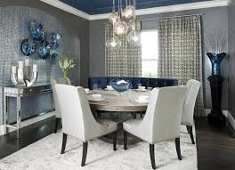 cool small room ideas dining room and custom tables curtain walls ideas chic colors