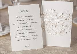 indian wedding cards usa usa market best selling white laser cut cover wedding invitation